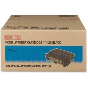 Ricoh Type 120 Toner Cartridge - Black
