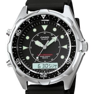 Casio Men's AMW320R-1EV Analog/ Digital Sport Watch