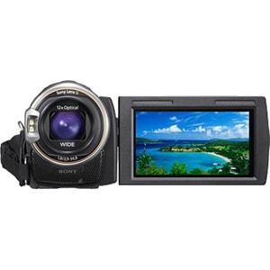"Sony Handycam HDRCX580V Digital Camcorder - 3"" - Touchscreen LCD - CM"