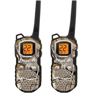 Motorola Talkabout MS355R Two-way Radio