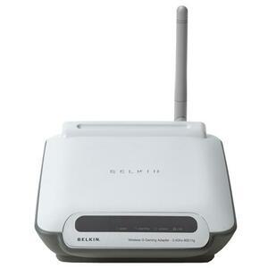 Belkin 802.11g Wireless Ethernet Bridge