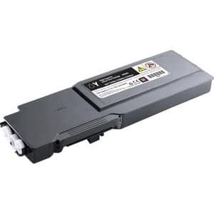 Dell V0PNK Standard Yellow Toner Cartridge, 45TWT