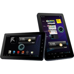 "Sungale Cyberus ID1018WTA Tablet - 10.1"" - 1 GB DDR3 SDRAM - ARM Cort"