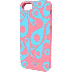 iLuv Glow-in-the-dark Case for iPhone 5 -iCA7T309