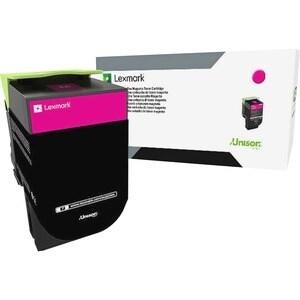 Lexmark Unison 800S3 Toner Cartridge - Magenta