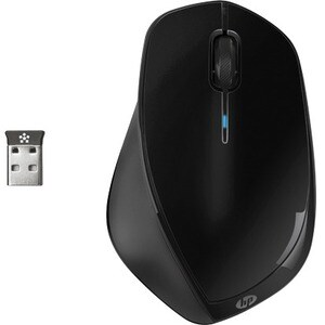 HP X4500 Wireless (Black) Mouse #H2W16AA#ABC