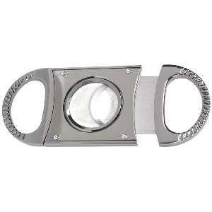 Quality Importers 60 Ring Gauge Cigar Cutter, Guillotine