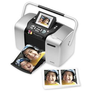 Epson PictureMate Personal Photo Lab Printer (Refurbished)