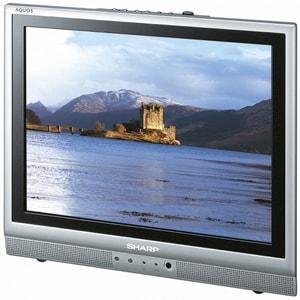 Sharp AQUOS 13 LCD TV