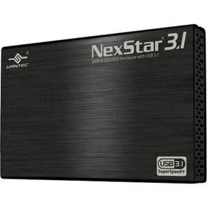 Vantec NexStar 3.1 NST-270A31-BK Drive Enclosure External...