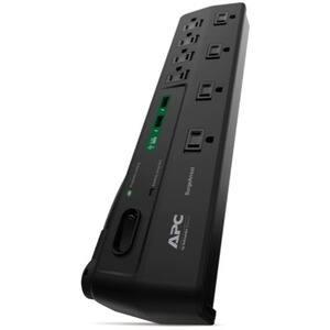 APC by Schneider Electric SurgeArrest 8-Outlet PDU