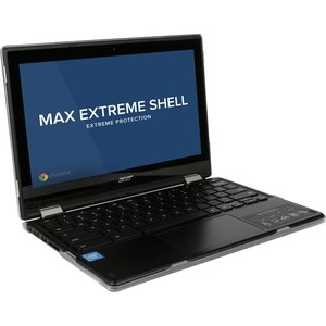 Max Cases SnapShell Acer C738T/R11 Clear #ACSSC73811CLR