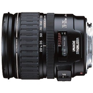 Canon EF 28-135mm f/3.5-5.6 IS USM Standard Zoom Lens (New in Non-Retail Packaging)