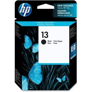 HP No. 13 Black Ink Cartridge For Business Inkjet 1000 and 2800