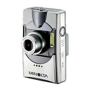 Konica Minolta DiMAGE G500 5 Megapixel Compact Camera by Minolta