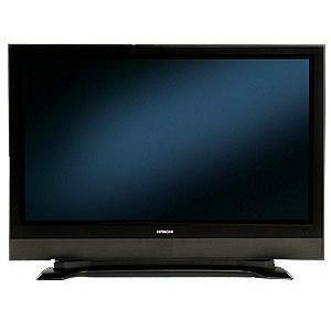 shop hitachi 42hdf52 42 inch ultravision plasma hdtv refurbished rh overstock com  Hitachi Plasma TV Problems