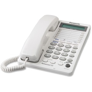 Panasonic KX-TS208W Corded Phone