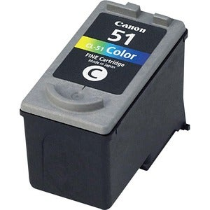 Canon CL-51 High Capacity Color Ink Cartridge For Pixma M...