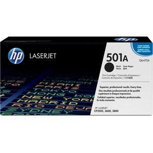 HP Black Toner Cartridge for Color LaserJet 3600/3800