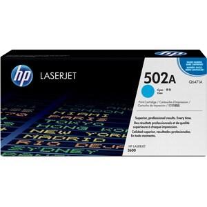 HP Cyan Toner Cartridge For Color LaserJet 3600 Printers