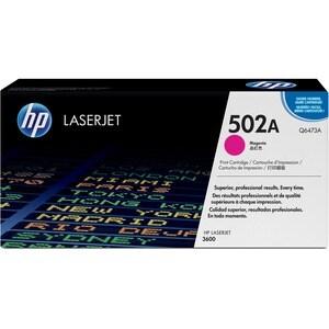HP Magenta Toner Cartridge For Color LaserJet 3600 Printers