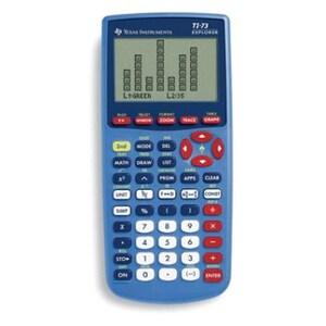73 Explorer Graphing Calculator