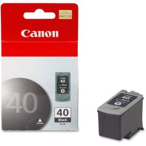 Canon Black Ink Cartridge for Canon Prixma Printers