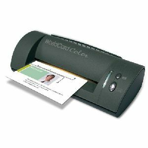 Penpower WorldCard Color Business Card Scanner - Thumbnail 0