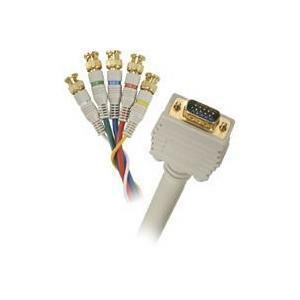 Steren Python HDTV SVGA Video Component Cable