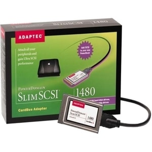Adaptec SlimSCSI 1480 SCSI Controller