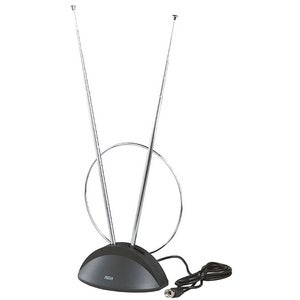Indoor VHF/UHF/FM Antenna