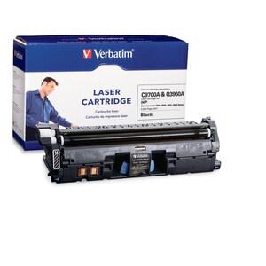 Verbatim HP C9700A, Q3960A Compatible Black Toner Cartridge