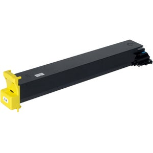Konica Minolta Yellow Toner Cartridge For  Magicolor 7450 Printer