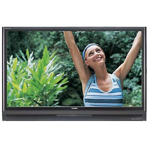 Toshiba 56HMX96 56-inch DLP Projection TV (Refurbished)