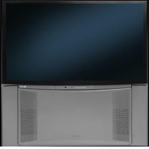 Hitachi 51F59 51-inch Digital Projection HDTV (Refurbished)