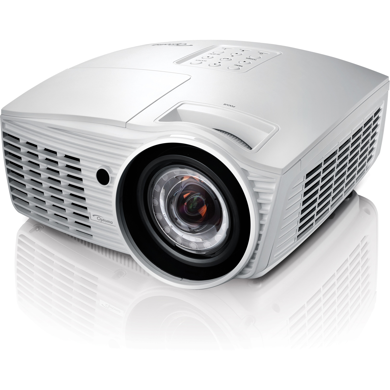 Optoma Eh415st 3d Ready Dlp Projector 1080p Hdtv 16