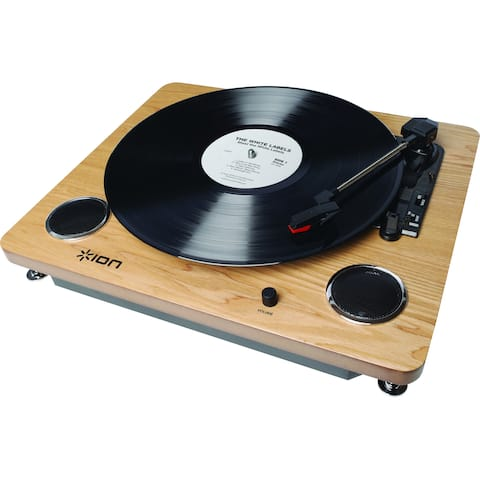 ION Archive LP Digital Conversion Turntable with Built-in Stereo Speakers