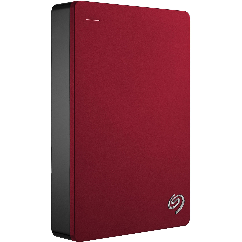 "Seagate Backup Plus STDR4000902 4 TB 2.5"" External Hard Drive"