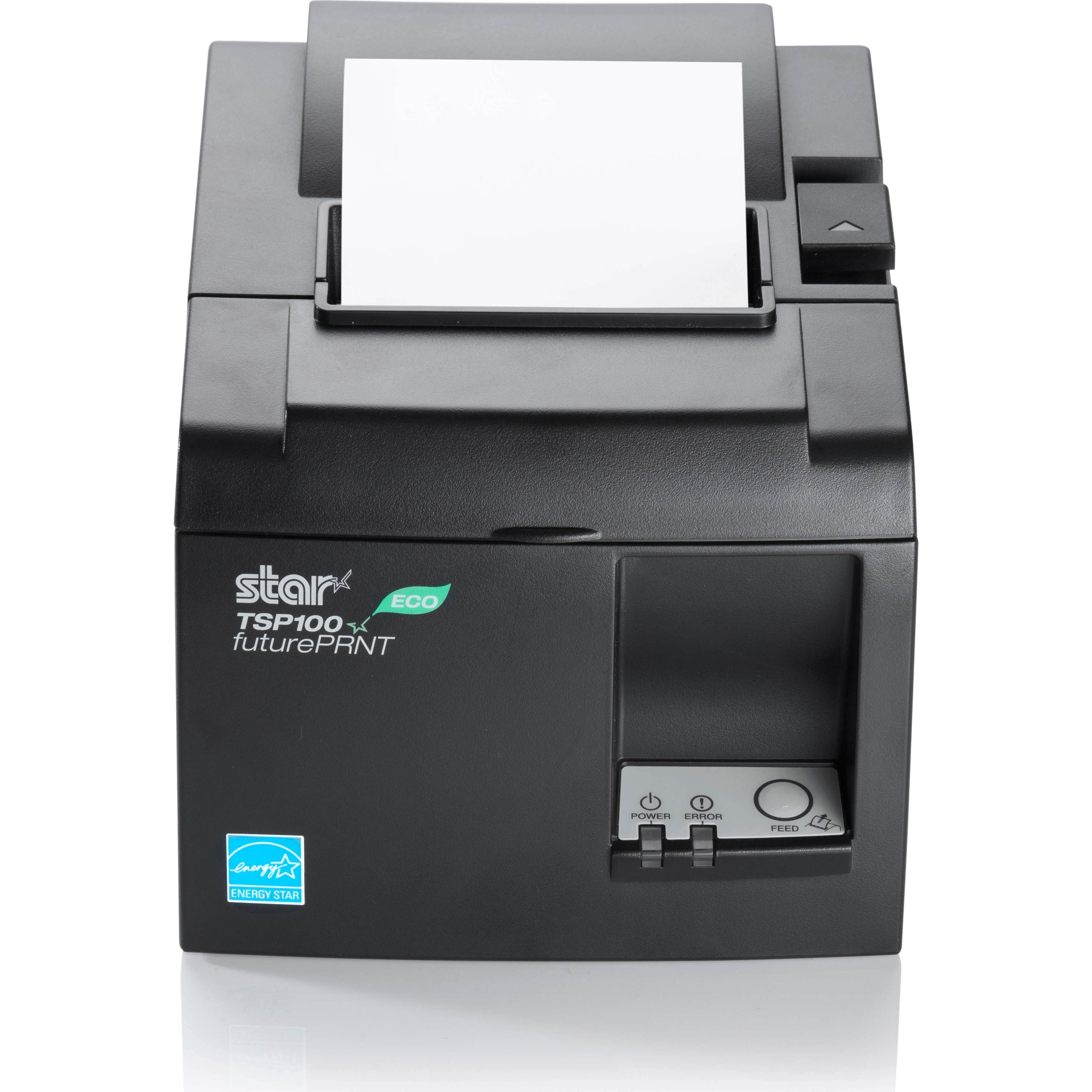 Star Micronics futurePRNT TSP143IIILAN WT US Direct Thermal Printer -