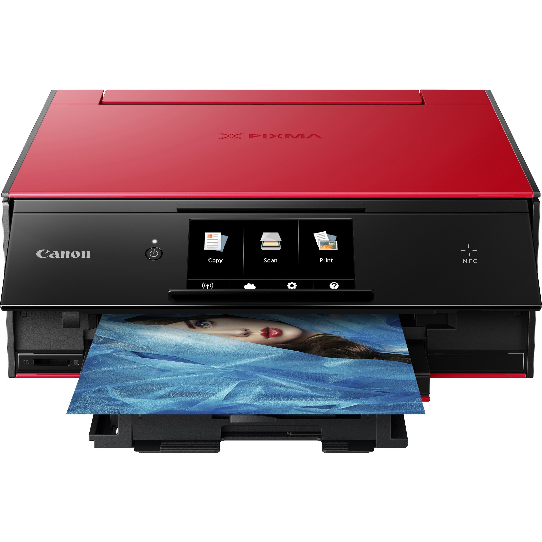 USA Canon Pixma TS9020 Inkjet Multifunction Printer - Col...