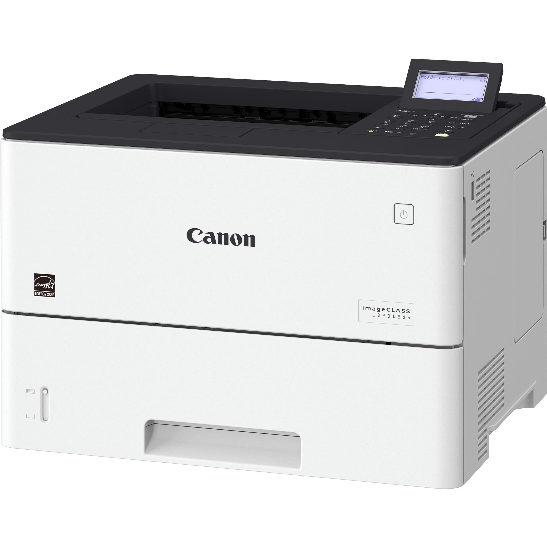 Canon imageCLASS LBP LBP312dn Laser Printer - Monochrome -  CANON USA