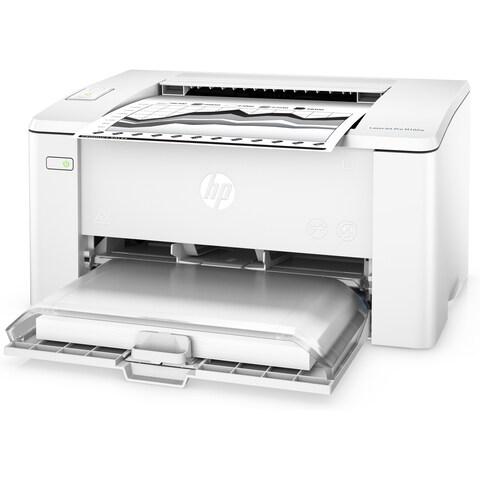 HP LaserJet Pro M102w Laser Printer - Refurbished - Monochrome - 600