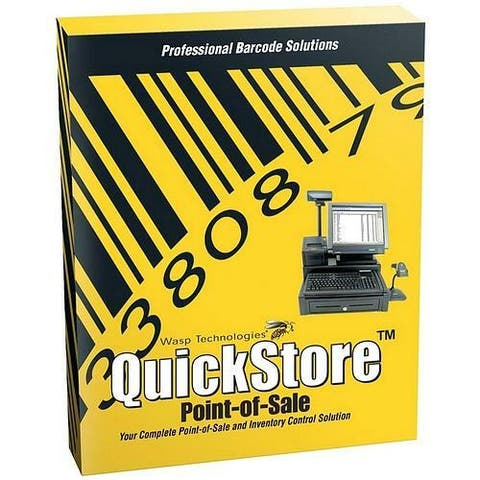Wasp QuickStore POS Professional - 1 User