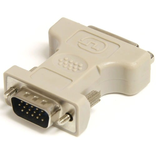 Startech DVI to VGA Cable Adapter - F/M (DVI-I Female TO ...