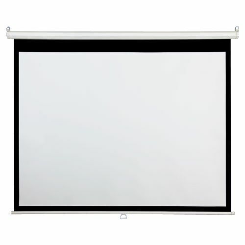 Draper AccuScreen Manual Projection Screen