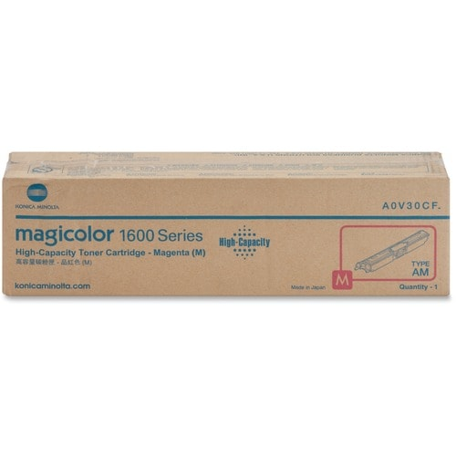 Konica Minolta High Capacity Magenta Toner Cartridge
