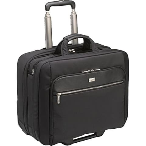 Case Logic Security Friendly Carry On Laptop/Notebook Rolling Business Case
