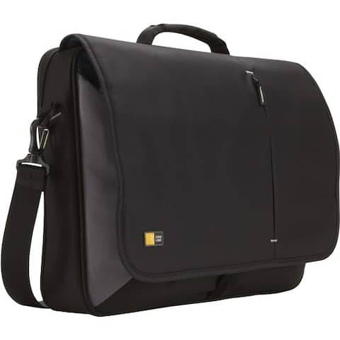 Case Logic VNM-217 Dobby Nylon Laptop/Notebook Messenger Bag