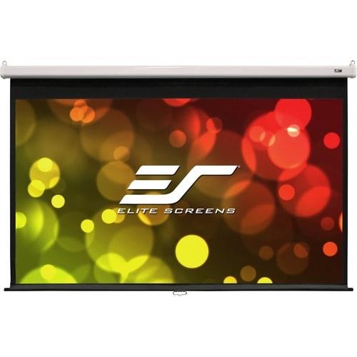 Elite Screens M120VSR-Pro Manual SRM Pro Ceiling/Wall Mount Manual Pu