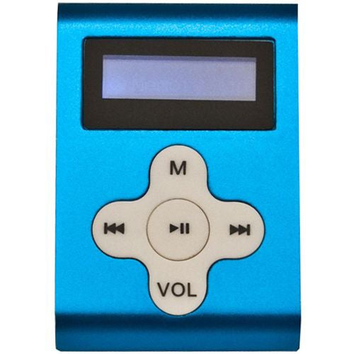 Mach Speed Eclipse CLD2SL 2 GB Flash MP3 Player - Silver